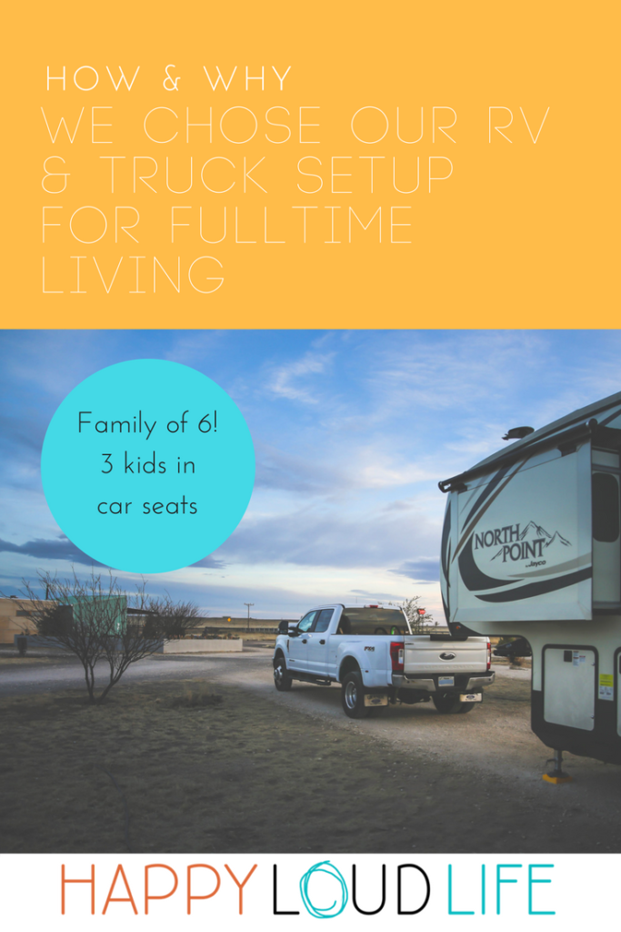 How To Chose An RV For Your Family